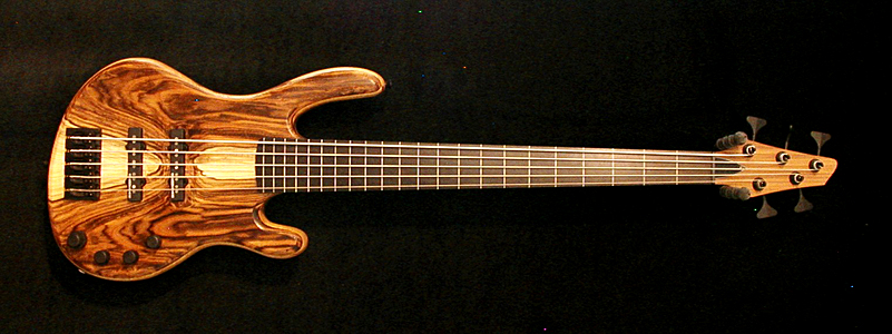 Pistachio Bass Guitar by Delaney Guitars www.delaneyguitars.com USA