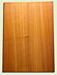 "RCSB11645 - Western Redcedar Acoustic Guitar Soundboard Set, Medium Grain Old Growth, Very Stiff, Rings Like Crystal, Dreadnought size.  2 panels each .18"" x 8.25"" x 24""  S1S  Alternative Guitar Wood"