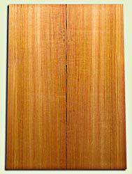 "RCSB11653 - Western Redcedar Acoustic Guitar Soundboard Set, Medium Grain Old Growth, Very Stiff, Rings Like Crystal, Dreadnought size.  2 panels each .18"" x 8.25"" x 24""  S1S  Alternative Guitar Wood"