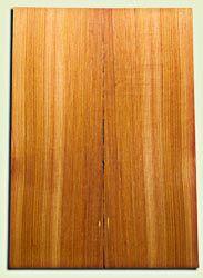"RCSB11654 - Western Redcedar Acoustic Guitar Soundboard Set, Medium Grain Old Growth, Very Stiff, Rings Like Crystal, Dreadnought size.  2 panels each .18"" x 8.25"" x 24""  S1S  Alternative Guitar Wood"
