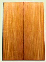 "RCSB11656 - Western Redcedar Acoustic Guitar Soundboard Set, Medium Grain Old Growth, Very Stiff, Rings Like Crystal, Dreadnought size.  2 panels each .18"" x 8.25"" x 24""  S1S  Alternative Guitar Wood"