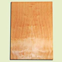 "DFES12242 - Wavy Douglas Fir Solid Body Guitar or Bass Fat Drop Top Set, Rare, 3/4 Sawn Old Growth, Superior Guitar Wood.   2 panels each  .40"" x 8"" x 22""  S1S"