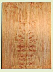 "DFES12262 - Wavy Douglas Fir Carved Top Guitar Set, Rare, 3/4 Sawn Old Growth, Outstanding Guitar Wood.   2 panels each  .95"" x 8"" x 22""  S1S"