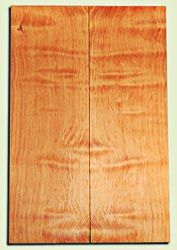 "DFES12264 - Wavy Douglas Fir Carved Top Guitar Set, Rare, 3/4 Sawn Old Growth, Outstanding Guitar Wood.   2 panels each  .95"" x 8"" x 24""  S1S"