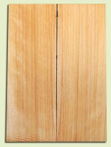 "CDSB12501 - Port Orford Cedar Drop Top Set, Medium to Wide Grain with Amazing  Resonance, Salvaged Old Growth, Incredible Luthier Wood.  2 panels each .20"" x 8"" x 22"" S1S"