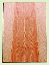 "DFSB13219 - Douglas Fir, Acoustic Guitar Soundboard, Dreadnought Size, Med. Grain, Excellent Color, Highly ResonantGuitar Tonewood, Amazing Sound , 2 panels each 0.2"" x 8"" X 22"", S1S"