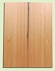 "CDSB13599 - Port Orford Cedar Drop Top, Med. Grain, Excellent Color, Highly Resonant Guitar Wood, Makes Amazing Sounding Guitars, 2 panels each 0.19"" x 8"" X 22"", S1S"