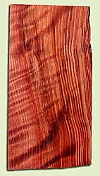 "RWHS15032 - Figured Redwood, Guitar Headstock Plate, Very Good Figure & Colors, Adds Pazzazz, Multiples Available, each 0.15"" x 4"" X 8"""
