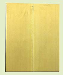 "YCSB15476 - Alaska Yellow Cedar ,Acoustic Guitar ArchTop Soundboard Set, Extremely Fine Grain Salvaged Old Growth, Excellent Color, Amazing Guitar Tonewood, 2 panels each 0.875"" x 8.5"" X 22"", S1S"