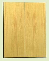"YCSB15480 - Alaska Yellow Cedar ,Acoustic Guitar ArchTop Soundboard Set, Extremely Fine Grain Salvaged Old Growth, Excellent Color, Amazing Guitar Tonewood, 2 panels each 0.875"" x 8.5"" X 22"", S1S"
