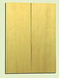"YCSB15483 - Alaska Yellow Cedar ,Acoustic Guitar ArchTop Soundboard Set, Extremely Fine Grain Salvaged Old Growth, Excellent Color, Amazing Guitar Tonewood, 2 panels each 0.9"" x 8"" X 22"", S1S"