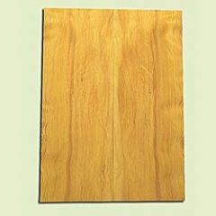 """DFES15910 - Wavy Douglas fir, Solid Body Guitar or Bass Fat Drop Top Set, Salvaged Old Growth, Amazing Tap Tone, GreatGuitar Tonewood, , 2 panels each 0.38"""" x 8"""" X 21.75"""", S1S"""