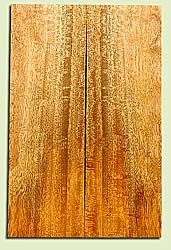 """MGES17224 - Mango, Solid Body Guitar or Bass Drop Top Set, Excellect Curl, Urban Salvage, Air Dried for Excellent Colors, Eco-FriendlyLuthier Tonewood, 2 panels each 0.25"""" x 7"""" x 22"""", S1S"""