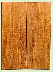 """MGES17823 - Mango, Solid Body Guitar Drop Top Set, Air Dried, Excellent Color, OutstandingGuitar Wood, Salvaged from the Big Island of Hawaii, 2 panels each 0.25"""" x 7.37"""" x 21"""", S2S"""