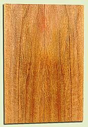 """MGES17833 - Mango, Solid Body Guitar or Bass Drop Top Set, Air Dried, Excellent Color& Curl, OutstandingGuitar Wood, Salvaged from the Big Island of Hawaii, 2 panels each 0.21"""" x 7.25"""" x 22"""", S2S"""