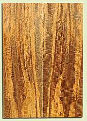 """MGES17846 - Mango, Solid Body Guitar or Bass Drop Top Set, Air Dried, Excellent Color& Curl, OutstandingGuitar Wood, Salvaged from the Big Island of Hawaii, 2 panels each 0.24"""" x 7.5"""" x 21.75"""", S2S"""