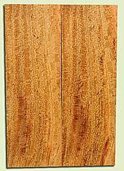 """MGES17852 - Mango, Solid Body Guitar or Bass Drop Top Set, Air Dried, Good Color, OutstandingGuitar Wood, Salvaged from the Big Island of Hawaii, 2 panels each 0.25"""" x 7.37"""" x 22"""", S2S"""