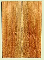 """MGES17871 - Mango, Solid Body Guitar or Bass Drop Top Set, Air Dried, Very Good Color& Curl, OutstandingGuitar Wood, Salvaged from the Big Island of Hawaii, 2 panels each 0.27"""" x 7.5"""" x 22"""", S2S"""