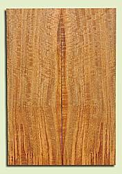 """MGES17878 - Mango, Solid Body Guitar or Bass Drop Top Set, Air Dried, Excellent Color& Curl, OutstandingGuitar Wood, Salvaged from the Big Island of Hawaii, 2 panels each 0.24"""" x 7.5"""" x 22"""", S2S"""