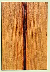 """MGES17895 - Mango, Solid Body Guitar or Bass Drop Top Set, Air Dried, Very Good Color& Curl, OutstandingGuitar Wood, Salvaged from the Big Island of Hawaii, 2 panels each 0.26"""" x 7.37"""" x 22"""", S2S"""