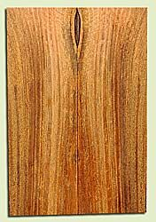 """MGES17897 - Mango, Solid Body Guitar or Bass Drop Top Set, Air Dried, Excellent Color& Curl, OutstandingGuitar Wood, Salvaged from the Big Island of Hawaii, 2 panels each 0.26"""" x 7.37"""" x 22"""", S2S"""