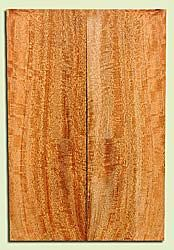 """MGES17900 - Mango, Solid Body Guitar or Bass Drop Top Set, Air Dried, Good Color& Curl, OutstandingGuitar Wood, Salvaged from the Big Island of Hawaii, 2 panels each 0.2"""" x 7.37"""" x 22"""", S2S"""