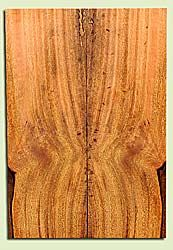 """MGES17903 - Mango, Solid Body Guitar or Bass Drop Top Set, Air Dried, Good Color, OutstandingGuitar Wood, Salvaged from the Big Island of Hawaii, 2 panels each 0.2"""" x 7.5"""" x 22"""", S2S"""