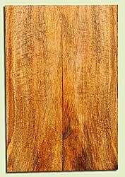 """MGES17905 - Mango, Solid Body Guitar or Bass Drop Top Set, Air Dried, Very Good Color& Curl, OutstandingGuitar Wood, Salvaged from the Big Island of Hawaii, 2 panels each 0.21"""" x 7.5"""" x 22"""", S2S"""