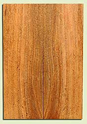 "MGES17926 - Mango, Solid Body Guitar or Bass Fat Drop Top Set, Air Dried for Excellent Colors, Very Good Color & Curl, Stellar Eco Friendly Guitar Wood, Salvaged from the Big Island of Hawaii, 2 panels each 0.42"" x 7.5"" x 22"", S2S"