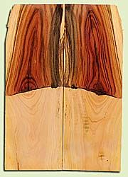 """PIES17952 - Pistachio, Solid Body Guitar or Bass Drop Top Set, Salvaged from Commercial Grove, Excellent Color& Contrast, PremiumGuitar Wood, 2 panels each 0.2"""" x 7.75"""" x 22.3"""", S2S"""