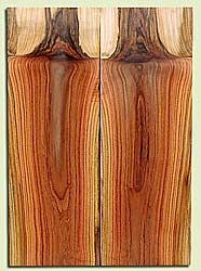 "PIES17957 - Pistachio, Solid Body Guitar or Bass Drop Top Set, Salvaged from Commercial Grove, Excellent Color & Contrast, Premium Guitar Wood, 2 panels each 0.27"" x 8.1"" x 23"", S2S"