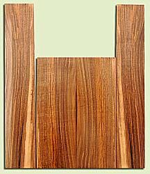 """WAAS17994 - Claro Walnut, Acoustic Guitar Back & Side Set, Classical size, Salvaged from Commercial Grove, Good Color& Contrast, StellarLuthier Wood, 2 panels each 0.18"""" x 7.6"""" x 21.75"""", S2S, and 2 panels each 0.18"""" x 5.8"""" x 32.2"""", S2S"""