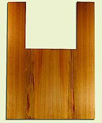 "RCAS30954 - Western Redcedar, Acoustic Guitar Back & Side Set, Med. to Fine Grain Salvaged Old Growth, Excellent Color, Great Guitar Wood, 2 panels each 0.18"" x 7.75"" x 21.25"", S2S, and 2 panels each 0.18"" x 5.75"" x 35.75"", S2S"