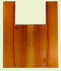 "RCAS30958 - Western Redcedar, Acoustic Guitar Back & Side Set, Med. to Fine Grain Salvaged Old Growth, Excellent Color, Great Guitar Wood, 2 panels each 0.18"" x 7.625"" x 21.125"", S2S, and 2 panels each 0.18"" x 5.875"" x 32.75"", S2S"