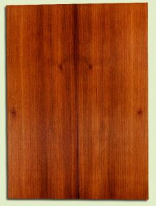 "RWES31852 - Redwood Drop Top Set, Med. to Fine Grain Salvaged Old Growth, Excellent Color & Contrast, Great Guitar Tonewood, 2 panels each 0.18"" x 8"" x 22"", S2S"