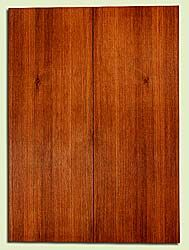 "RWES31853 - Redwood Drop Top Set, Med. to Fine Grain Salvaged Old Growth, Excellent Color & Contrast, Great Guitar Tonewood, 2 panels each 0.18"" x 8"" x 22"", S2S"