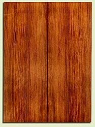 "RWSB32030 - Redwood, Acoustic Guitar Soundboard, Dreadnought Size, Med. to Fine Grain Salvaged Old Growth, Excellent Color & Contrast, Great Guitar Tonewood, 2 panels each 0.18"" x 8"" x 21.875"", S2S"