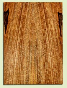 """MGES32051 - Mango, Solid Body Guitar Drop Top Set, Urban Salvage, Excellent Color& Curl, Amazing Guitar Wood, 2 panels each 0.26"""" x 7.375"""" x 21"""", S2S"""