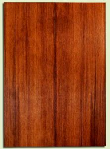 """RWSB32101 - Redwood, Acoustic Guitar Soundboard, Dreadnought Size, Med. to Fine Grain Salvaged Old Growth, Excellent Color& Contrast, Highly ResonantGuitar Wood, 2 panels each 0.18"""" x 8"""" x 22"""", S2S"""
