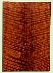 "RWSB33073 - Redwood, Solid Body Guitar Drop Top Set, Med. to Fine Grain Salvaged Old Growth, Excellent Color & Curl, Great Guitar Wood, 2 panels each 0.15"" x 8.25"" x 23.625"", S2S"