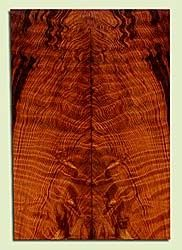 """RWSB33125 - Redwood, Solid Body Guitar Drop Top Set, Med. to Fine Grain Salvaged Old Growth, Excellent Color& Curl, GreatGuitar Wood, 2 panels each 0.28"""" x 7.5"""" x 22"""", S2S"""