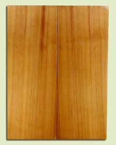 """RCSB33154 - Western Redcedar, Acoustic Guitar Soundboard, Dreadnought Size, Fine Grain Salvaged Old Growth, Excellent Color, OutstandingGuitar Wood, 2 panels each 0.18"""" x 8"""" x 21.5"""", S2S"""