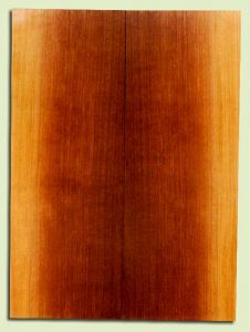 "RCSB33162 - Western Redcedar, Acoustic Guitar Soundboard, Dreadnought Size, Fine Grain Salvaged Old Growth, Excellent Color, Outstanding Guitar Wood, 2 panels each 0.18"" x 8"" x 22"", S2S"