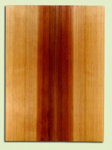 "RCSB33185 - Western Redcedar, Acoustic Guitar Soundboard, Dreadnought Size, Fine Grain Salvaged Old Growth, Excellent Color, Outstanding Guitar Wood, 2 panels each 0.18"" x 8"" x 22"", S2S"