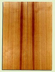 "RCSB33195 - Western Redcedar, Acoustic Guitar Soundboard, Dreadnought Size, Fine Grain Salvaged Old Growth, Excellent Color, Outstanding Guitar Wood, 2 panels each 0.18"" x 8"" x 22"", S2S"