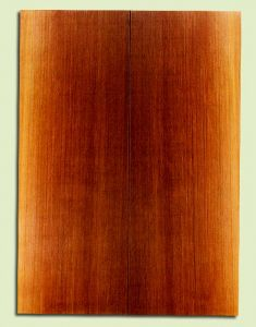 "RCSB33210 - Western Redcedar, Acoustic Guitar Soundboard, Dreadnought Size, Fine Grain Salvaged Old Growth, Excellent Color, Outstanding Guitar Wood, 2 panels each 0.18"" x 8"" x 22"", S2S"