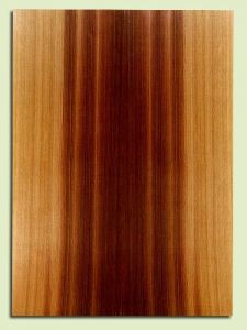 """RCSB33230 - Western Redcedar, Acoustic Guitar Soundboard, Classical Size, Fine Grain Salvaged Old Growth, Excellent Color, OutstandingGuitar Wood, 2 panels each 0.18"""" x 7.875"""" x 21.75"""", S2S"""