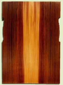 "RCSB33240 - Western Redcedar, Acoustic Guitar Soundboard, Classical Size, Fine Grain Salvaged Old Growth, Excellent Color, Outstanding Guitar Wood, 2 panels each 0.18"" x 7.875"" x 21.75"", S2S"