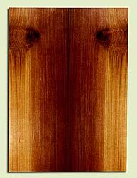 "RCSB33263 - Western Redcedar, Acoustic Guitar Soundboard, Classical Size, Fine Grain Salvaged Old Growth, Excellent Color, Outstanding Guitar Wood, 2 panels each 0.18"" x 7.875"" x 21.75"", S2S"