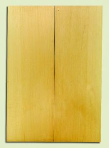 "YCSB33287 - Alaska Yellow Cedar, Acoustic Guitar Soundboard, Classical Size, Fine Grain Salvaged Old Growth, Excellent Color, Outstanding Guitar Wood, 2 panels each 0.13"" x 7.75"" x 21.75"", S2S"